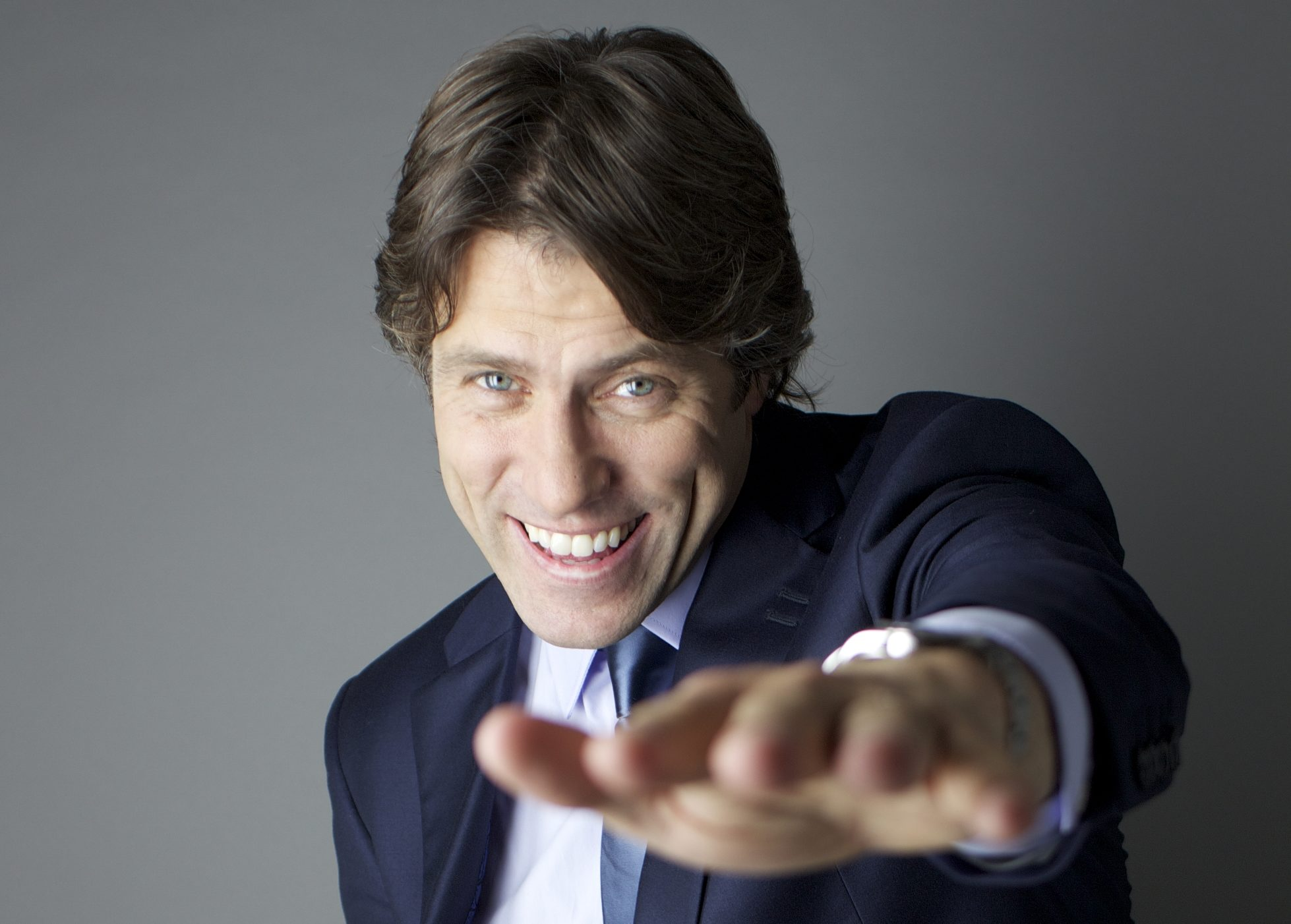 John Bishop announces Aberdeen performance at Music Hall