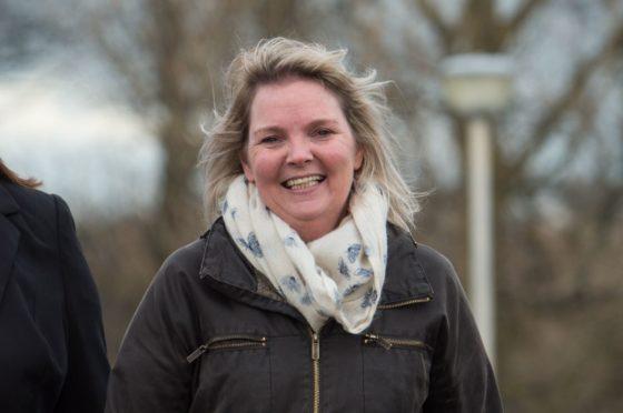 Speyside Glenlivet councillor Louise Nicol.