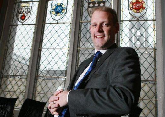 Aberdeen University lecturer Neil McLennan