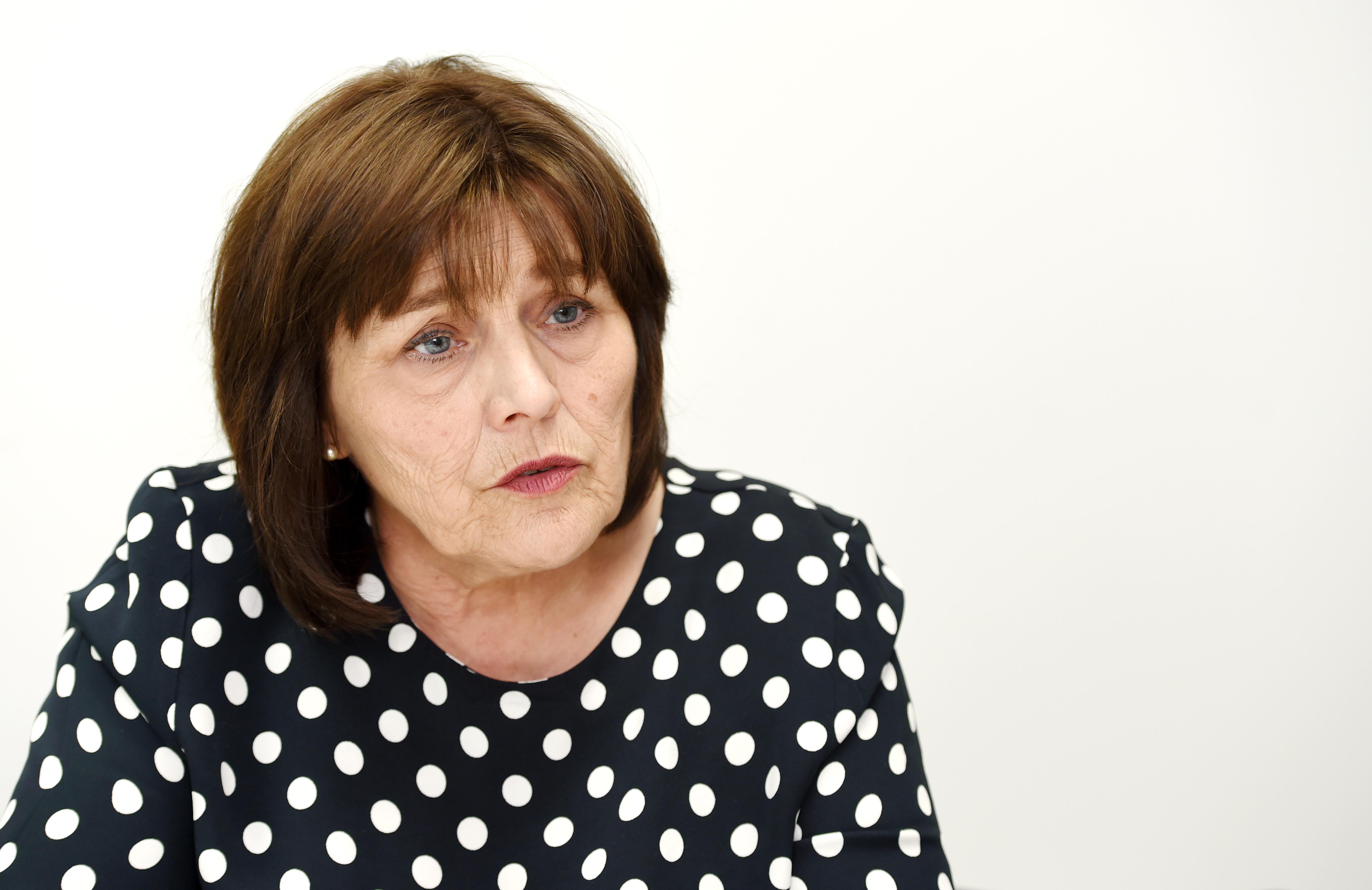 Scottish Health Secretary, Jeane Freeman. Picture by Sandy McCook.