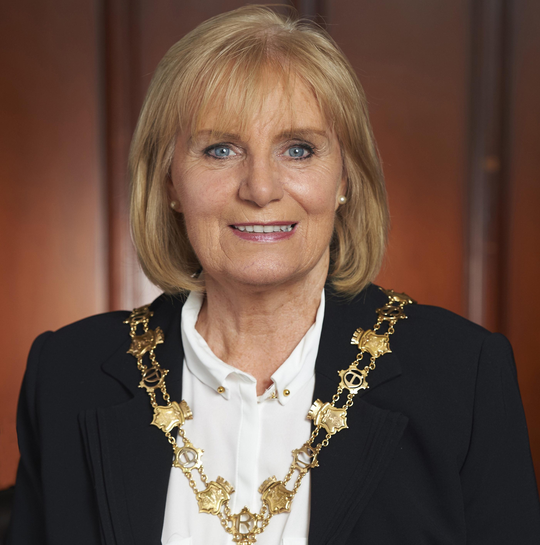 Provost of Inverness Helen Carmichael