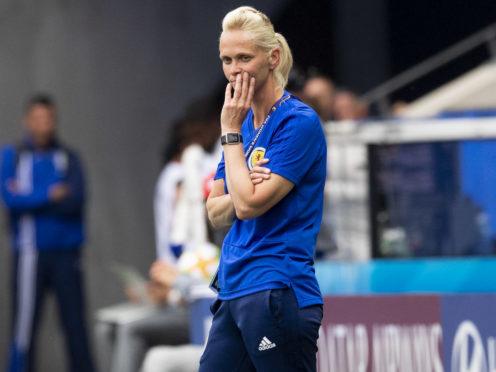 Scotland head coach Shelley Kerr.