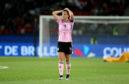 Scotland's Rachel Corsie appears dejected after the final whistle during the FIFA Women's World Cup, Group D match at the Parc des Princes, Paris.