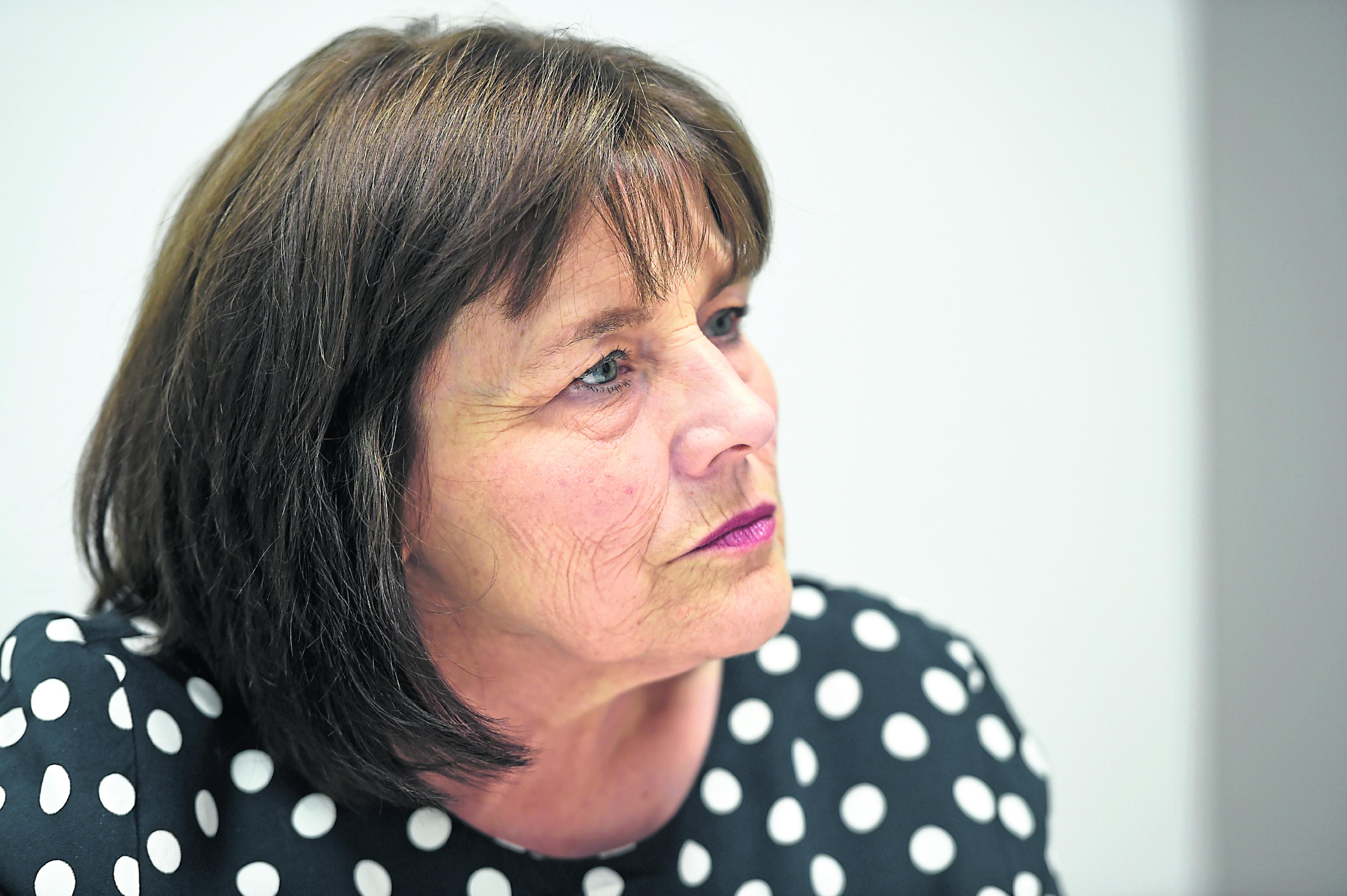 Health secretary Jeane Freeman. Picture by Sandy McCook.