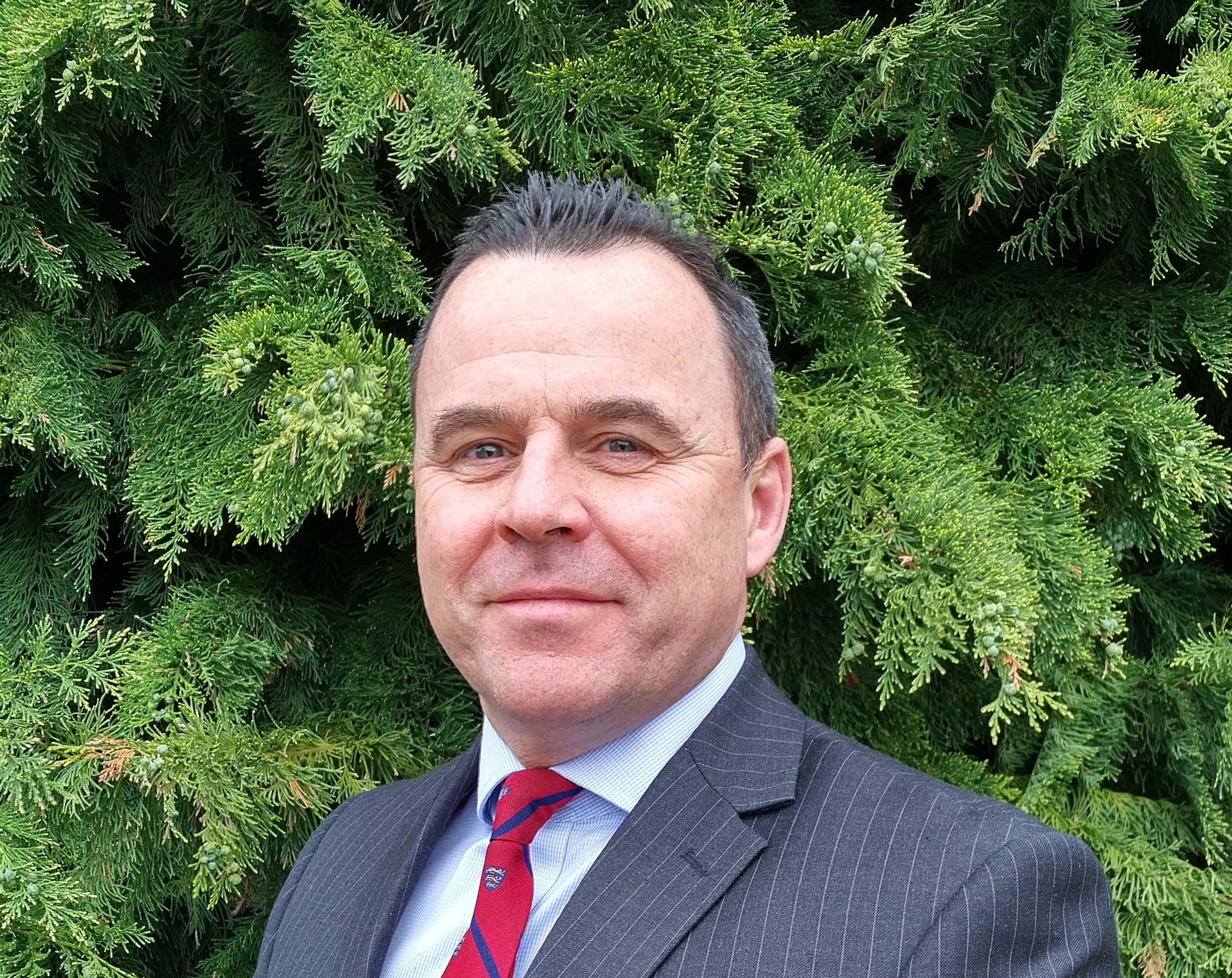 Steve Walsh, CEO High Life Highland