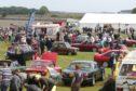 Tain Vintage Car Rally.