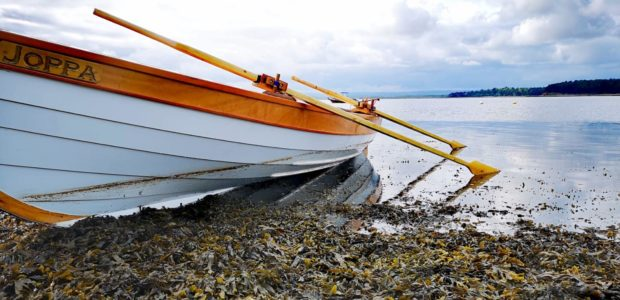Findhorn rowing regatta takes place this weekend.