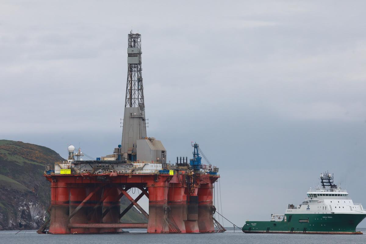 Seize the day: Nicola Sturgeon's adviser says the oil industry must adapt to carbon capture.