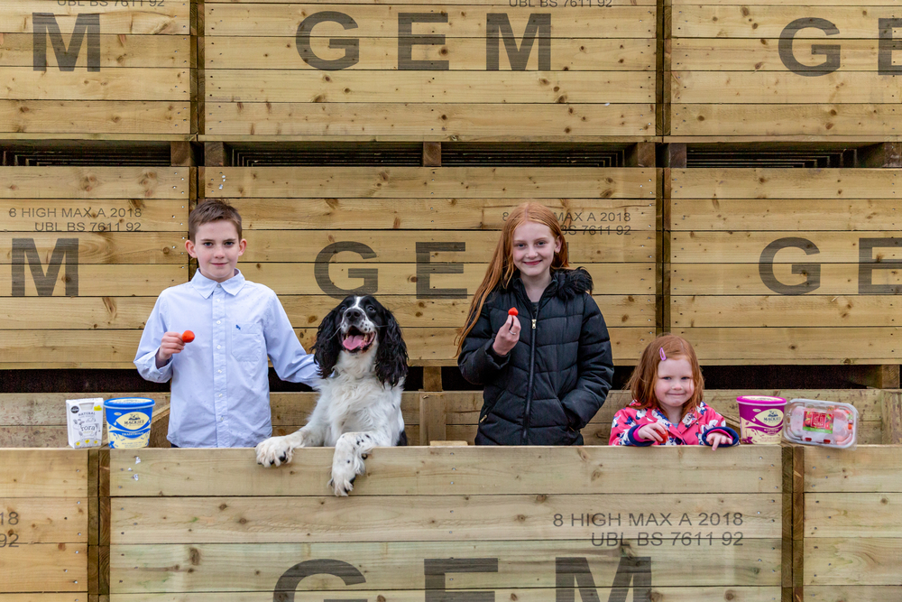 Organisers preparing for Turriff Show including local youngsters