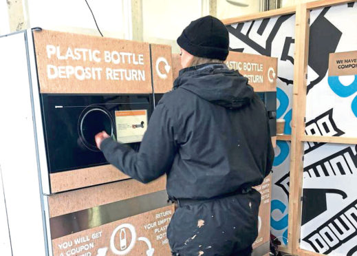 Festival-goers at Belladrum will be able to do their bit for the environment.
