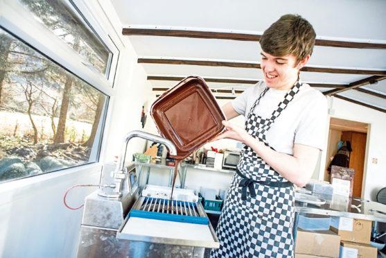 Finlay MacDonald, Chocolates of Glenshiel