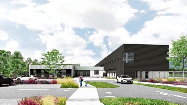 Badenoch & Strathspey Community Hospital and Health Care Centre in Aviemore