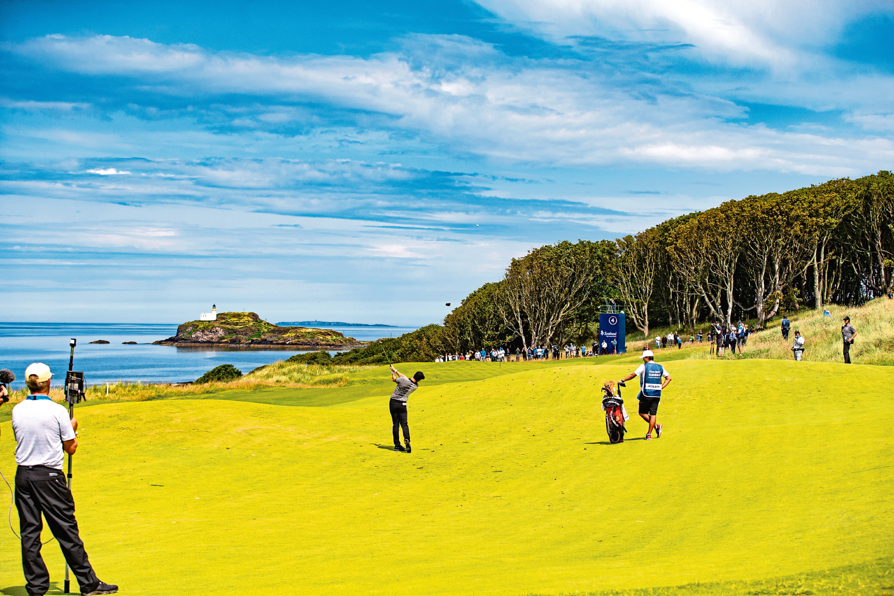 The Aberdeen Standard Investments Scottish Open was due to be held at Renaissance for a second successive year.