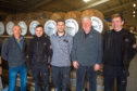Wolfburn awards and accolades Wolfburn Distillery production team.  L-R: Iain Kerr (manager), Charlie Fraser, Max Paul, Charlie Ross, Innes Mackintosh.