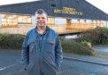 Orkney farmer Paul Ross
