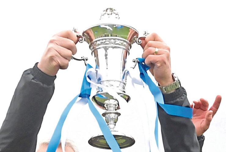 The Highland League Cup.