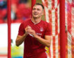 Ryan Hedges joined Aberdeen last summer