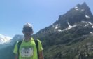 Bruce Shaw has repaid the faith of his rescuers after undertaking the mammoth challenge following his injury
