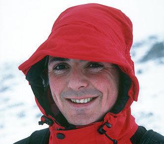 Tragic climber Alan Mullin.