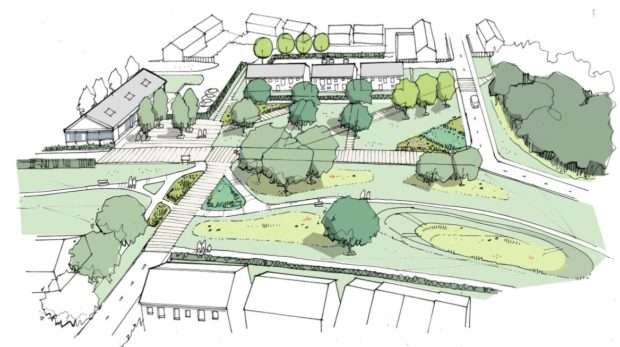 More than 500 homes are planned for Bridge of Don