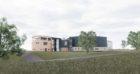 Craggan distillery visualisations for a new distillery near Grantown.