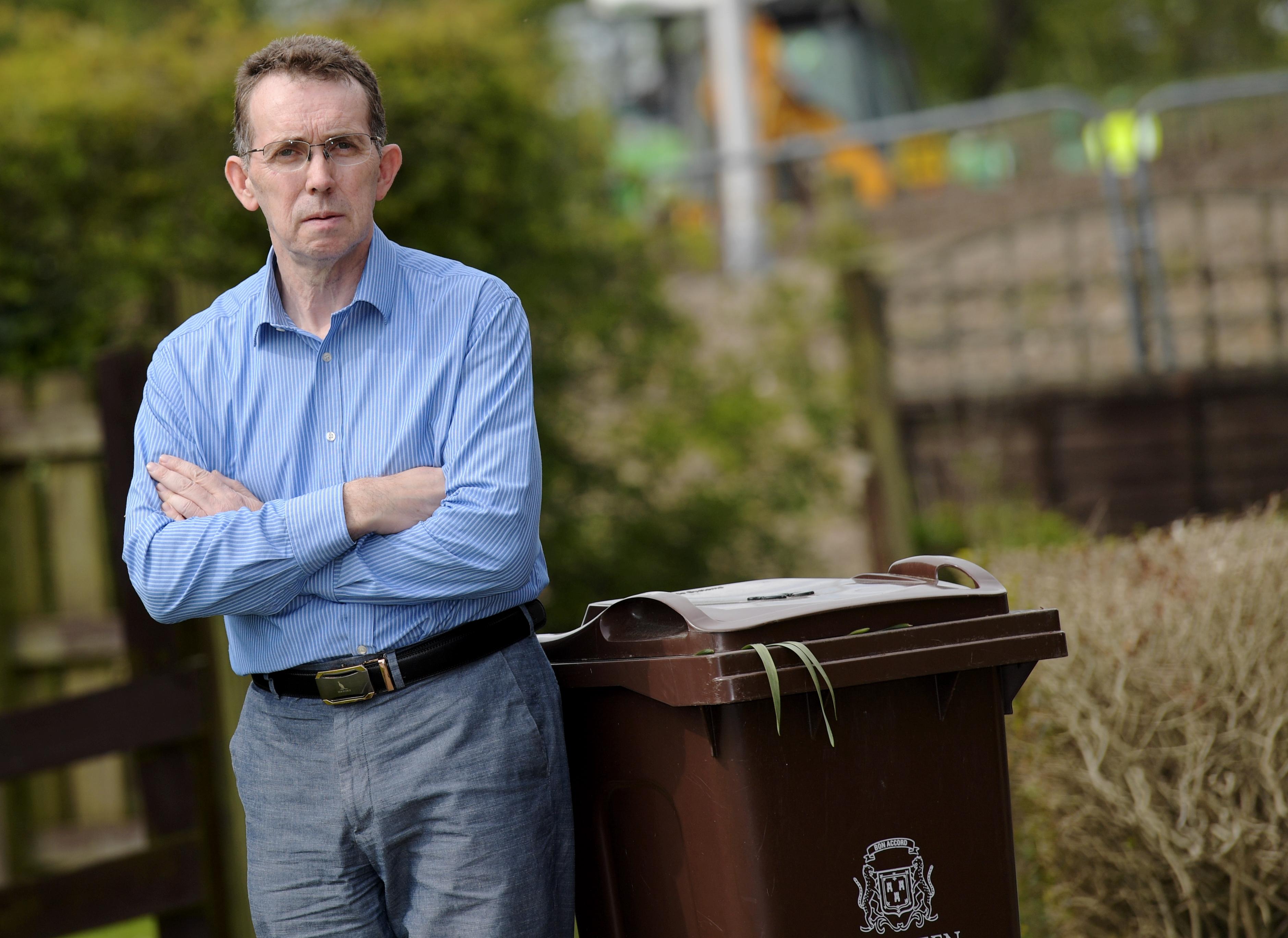 Councillor Steve Delaney