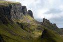 The Quiraing on Skye