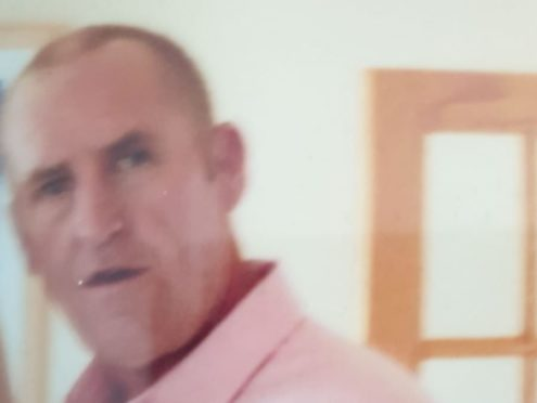James Wallace is reported missing from Alness.
