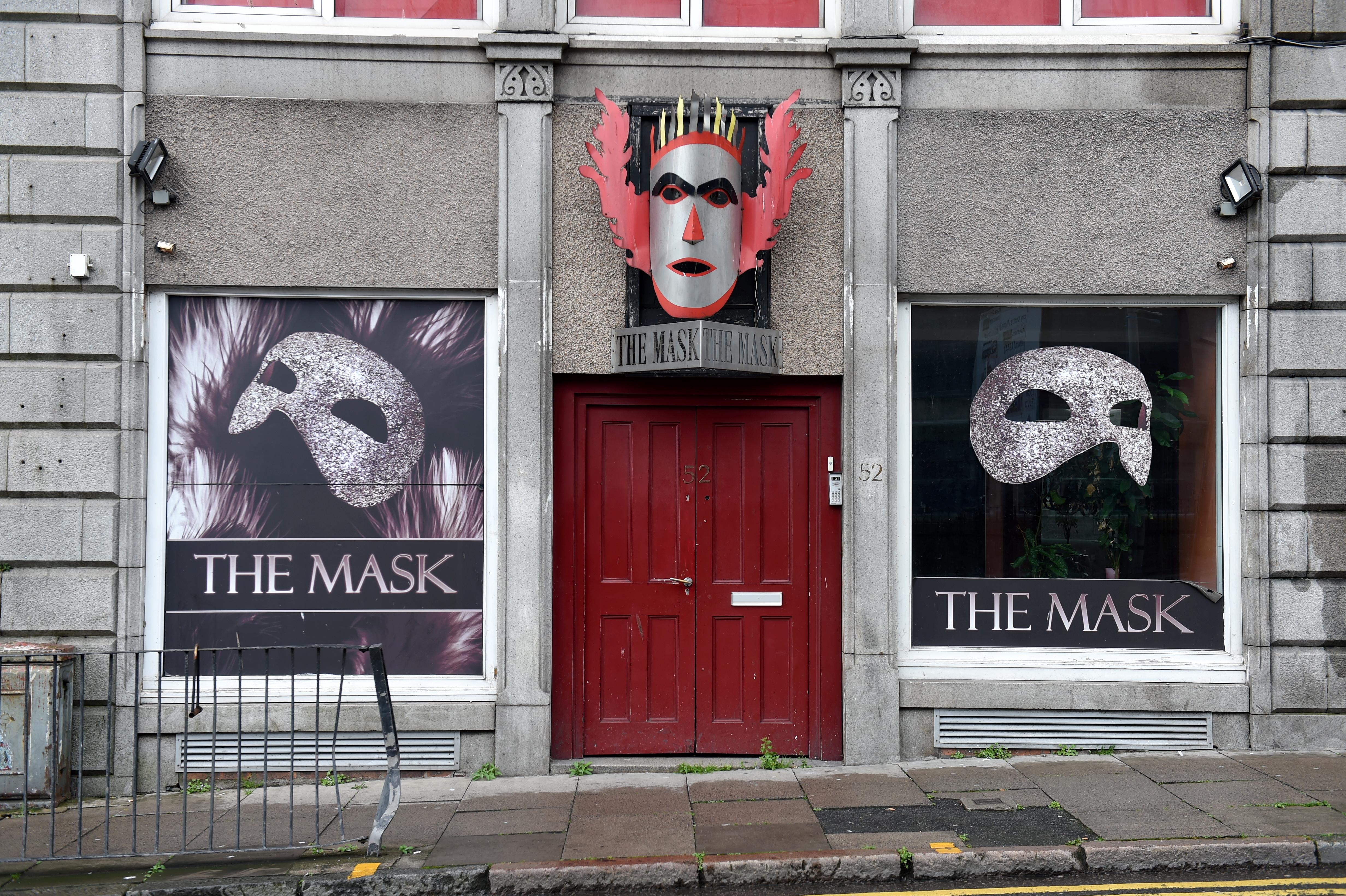 Mask nightclub on Bridge Street