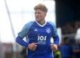 Peterhead midfielder Willie Gibson.