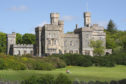 Lews Castle, Stornoway, Isle of Lewis, Outer Hebrides