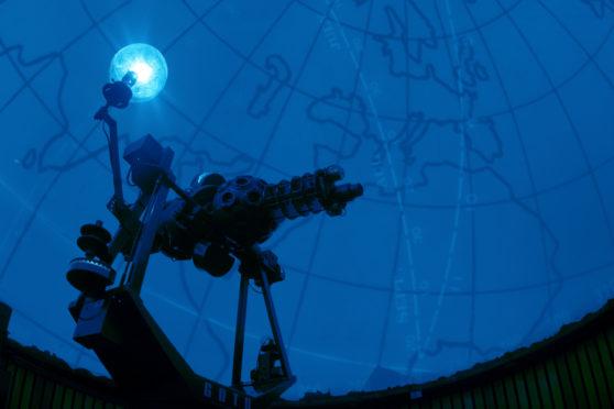 Aberdeen's planetarium