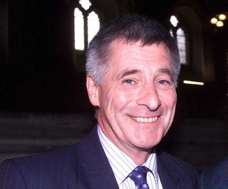 Rod Richards MP