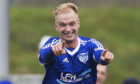 Jordon Brown has returned for a second spell with Peterhead