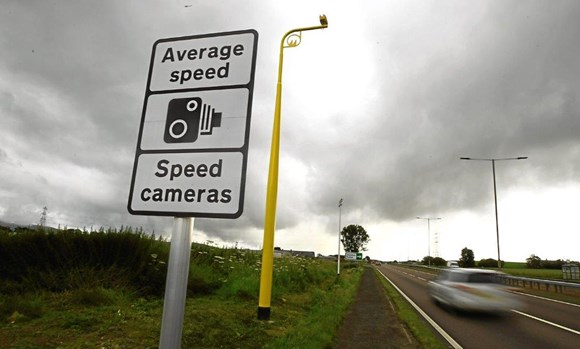 An average speed camera is planned for the A82 and A85 route.