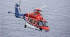 The nose landing gear of a CHC-operated H175 helicopter collapsed on its approach into Aberdeen last July.