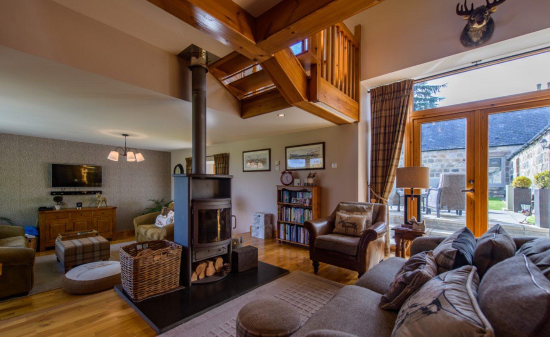 Balblair Steading, Midmar, Aberdeenshire