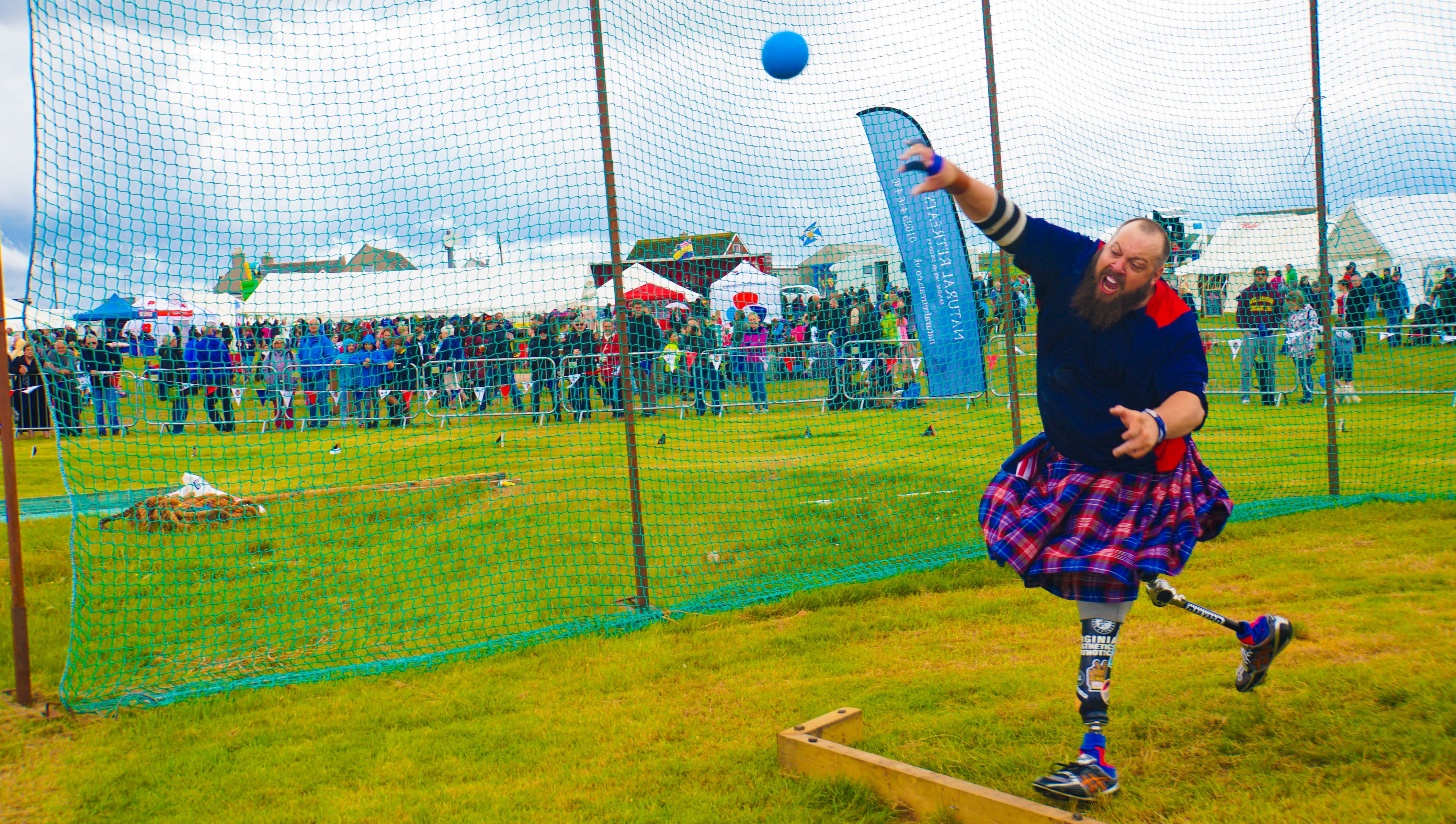 The Mey Highland Games takes place next month.