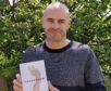 St Combs man Steven-John Tait, author of fiction novel Vagabundo