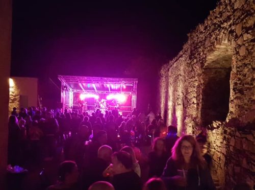 Jules Watsons picture of Wolfstock 2018 in Banff Castle