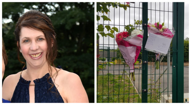 Tributes have been left for Yvonne Lumsden.