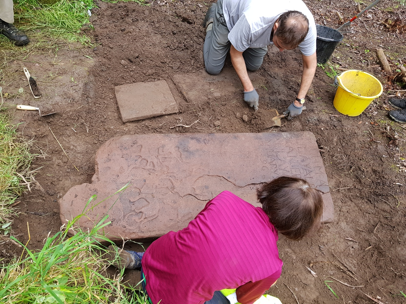 The stone will now be professionally conserved with a view to ultimately putting it on permanent public display at a Highland museum or other suitable venue.