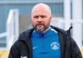 Former Wick Academy manager Tom McKenna.  Picture by KENNY ELRICK     23/02/2019