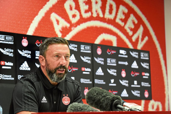 McInnes insists he can handle the criticism that has come his way.