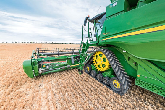 The company is the main John Deere dealer in the north and north-east of Scotland.