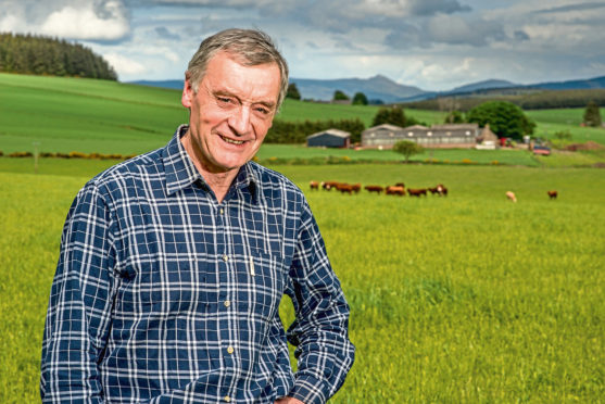 NFU Scotland vice-president Charlie Adam said the industry needed to do more to improve its safety record.