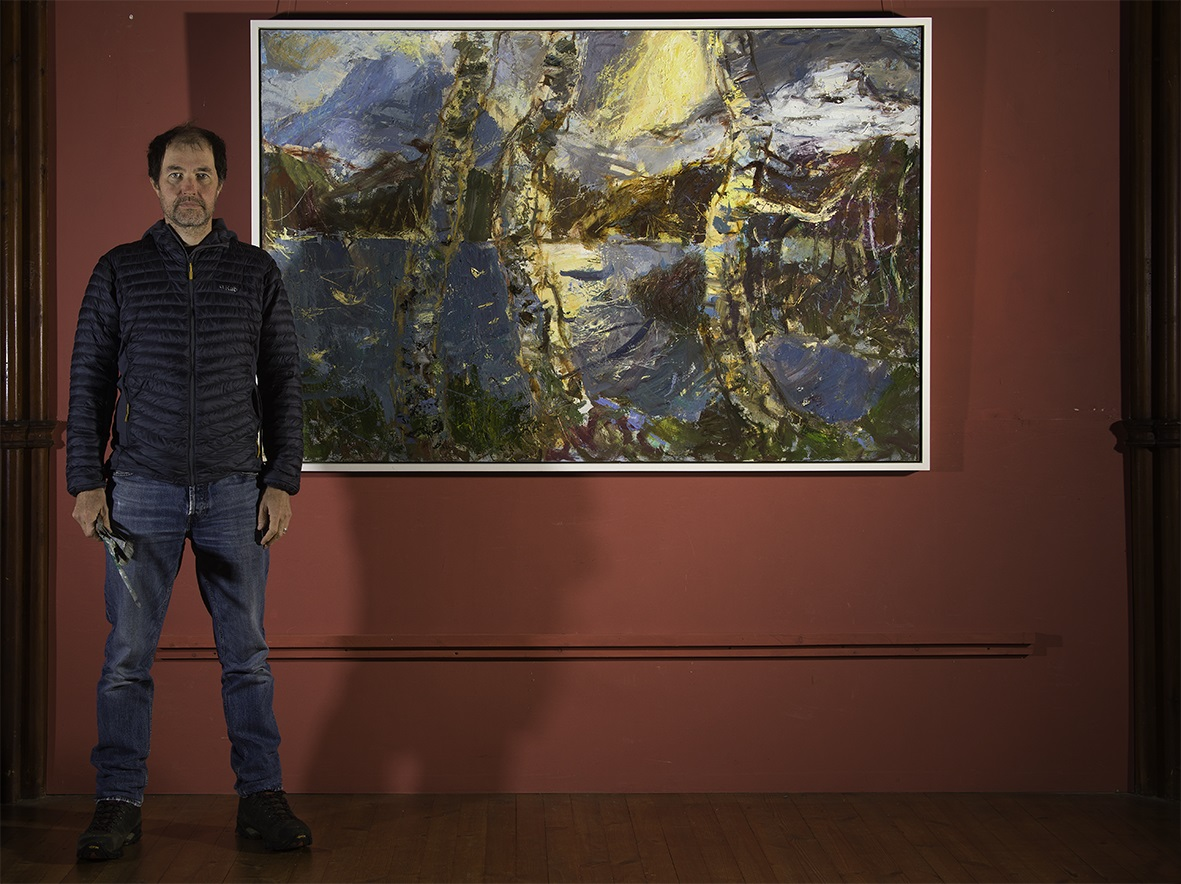 Allan MacDonald is heading to Canada to explore the works of one of the country's most famous artists