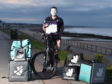 Deliveroo cyclists in Aberdeen are unhappy with a change to shift patterns.