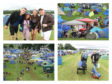 Campers arrive at Belladrum. Pictures and video by Sandy McCook