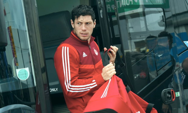 Scott McKenna is in line to come back after the international break.